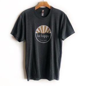 NWOT Be Hippy graphic tee shirt